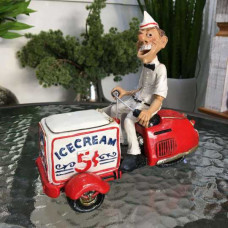 Carro de sorvete