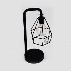 Luminária com luz de led