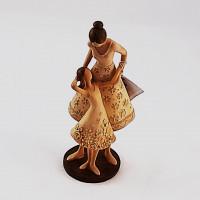 Escultura Mãe e Filha