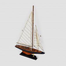 Barco de madeira