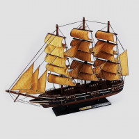 Barco de madeira Cutty Sark
