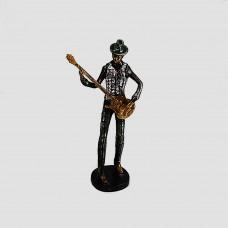 Músico com Guitarra