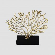 Árvore de resina  dourada